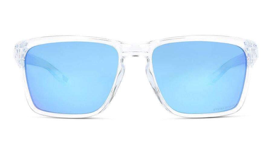 Oakley Sylas OO 9448 (944804) Sunglasses Blue / Transparent