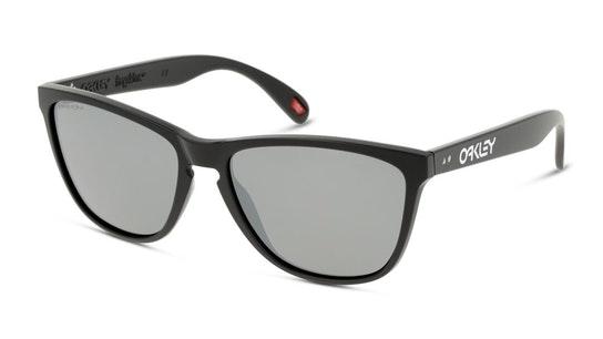 Frogskins 35th OO 9444 Men's Sunglasses Grey / Black