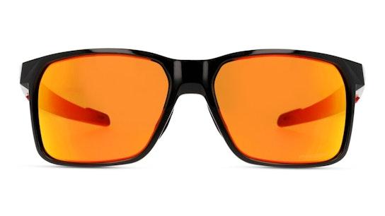 Portal X OO 9460 Men's Sunglasses Brown / Black