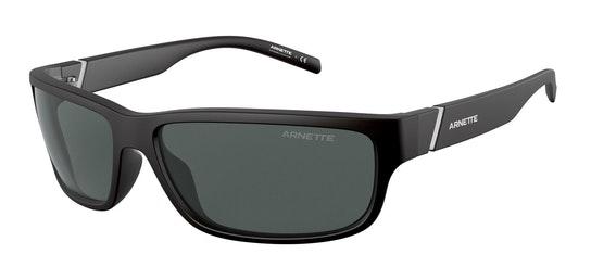 Zoro AN 4271 Unisex Sunglasses Grey / Black