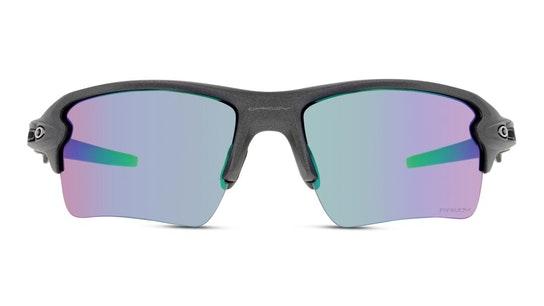 Flak 2.0 XL OO 9188 Men's Sunglasses Violet / Black