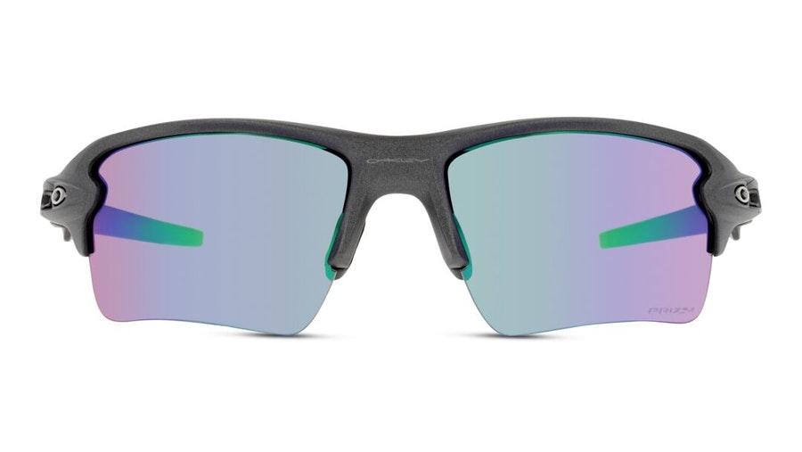 Oakley Flak 2.0 XL OO 9188 Men's Sunglasses Violet / Black