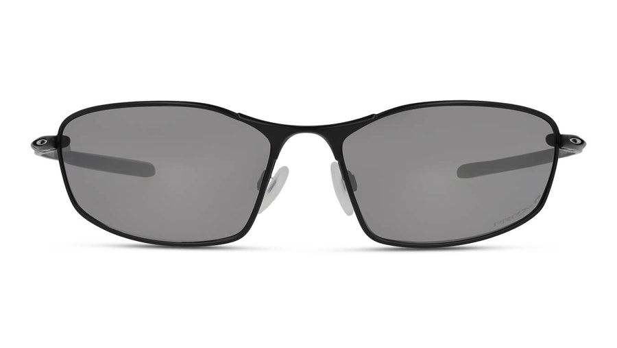 Oakley Whisker OO 4141 Men's Sunglasses Grey / Black