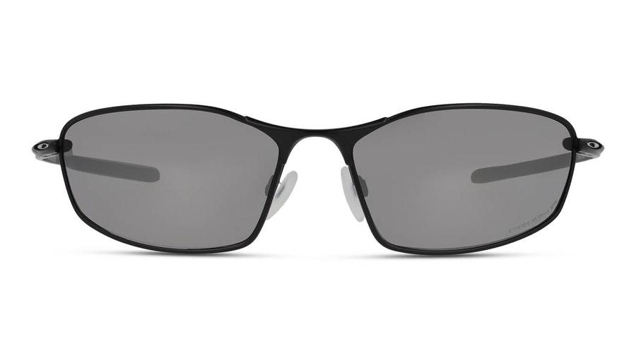Oakley Whisker OO 4141 Men's Sunglasses Grey/Black