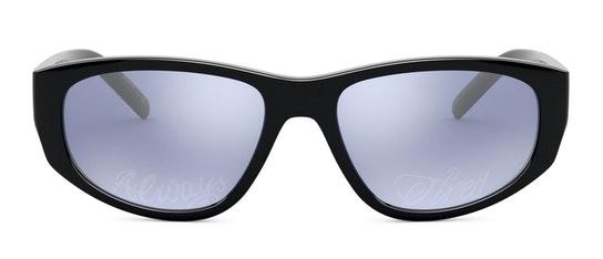 Daemon AN 4269 Unisex Sunglasses Blue / Black
