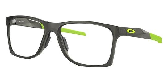 Activate OX 8173 Men's Glasses Transparent / Grey