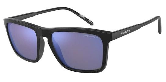 Shyguy AN 4283 Unisex Sunglasses Blue / Black