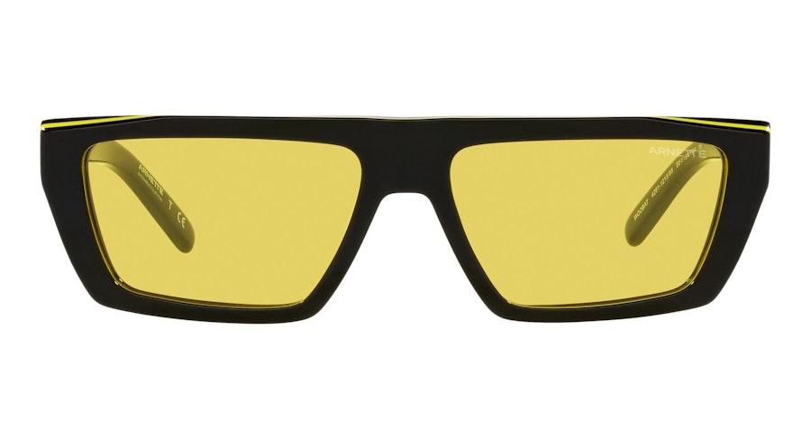 Arnette Woobat AN 4281 (121585) Sunglasses Yellow / Black