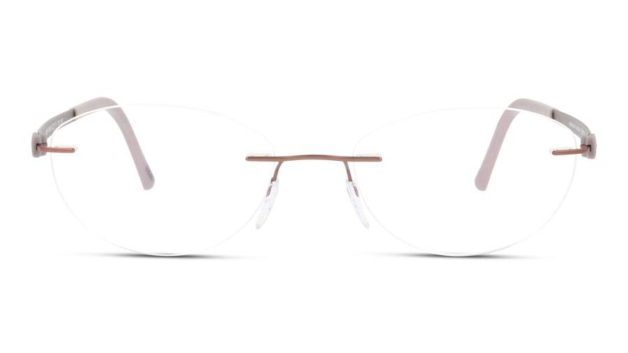 Silhouette Titan Accent 4499 (6056) Glasses Brown