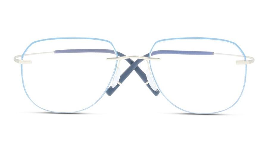 Silhouette TMA Icon Accent Rings 5518 Men's Glasses Blue