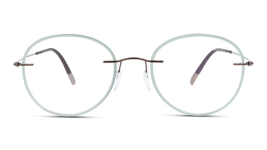 Silhouette 5500 (6140) Glasses Green