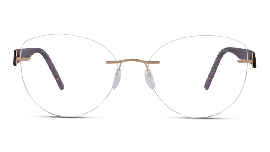 Silhouette 5553 (Large) Women's Glasses Gold
