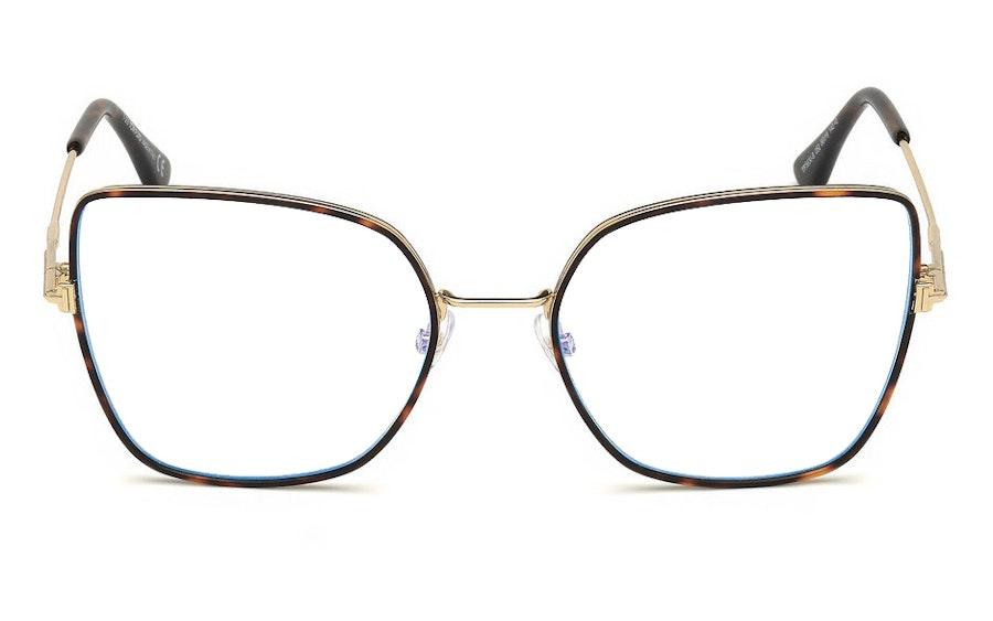 Tom Ford FT 5630-B (052) Glasses Tortoise Shell