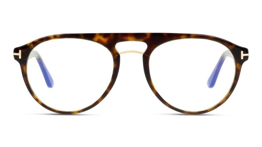 Tom Ford FT 5587-B (052) Glasses Tortoise Shell