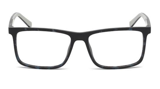TB 1627 (Large) Men's Glasses Transparent / Green