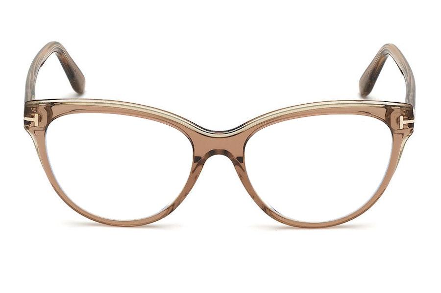 Tom Ford FT 5618-B (045) Glasses Brown