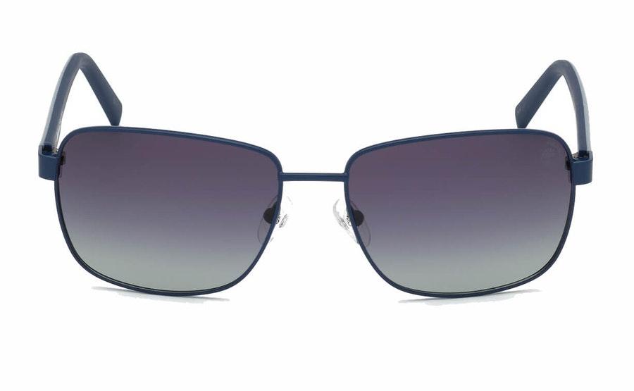Timberland TB 9196 (91D) Sunglasses Grey / Blue