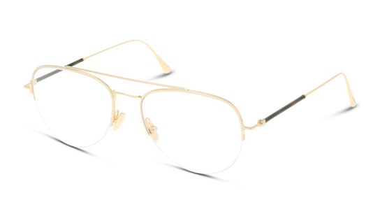FT 5656 (028) Glasses Transparent / Silver