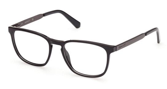 GA 3217 Men's Glasses Transparent / Black