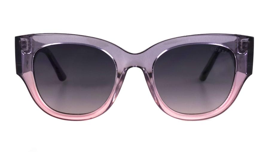 Guess GU 7680 Women's Sunglasses Grey / Grey