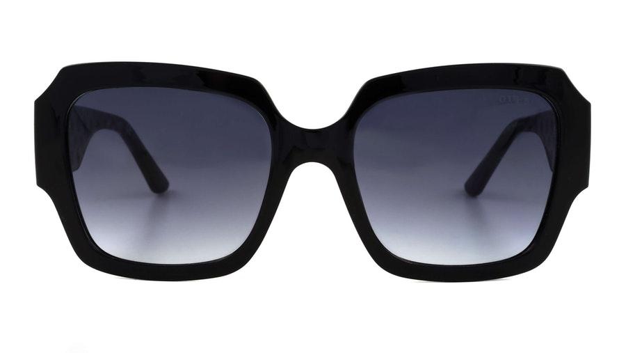 Guess GU 7681 Women's Sunglasses Grey / Black