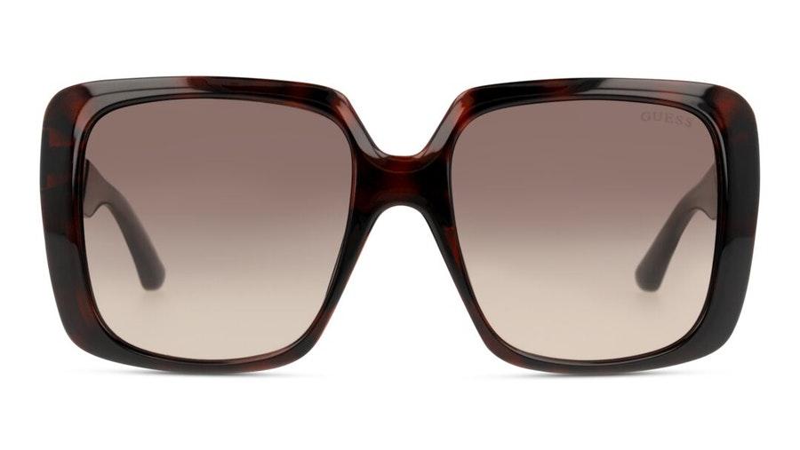 Guess GU 7689 Women's Sunglasses Brown / Tortoise Shell