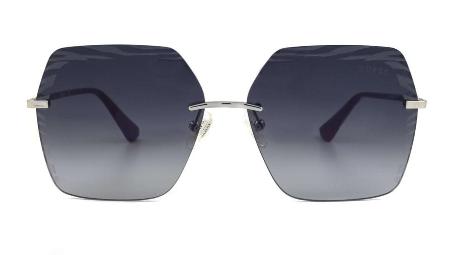 Guess GU 7693 Women's Sunglasses Grey / Silver