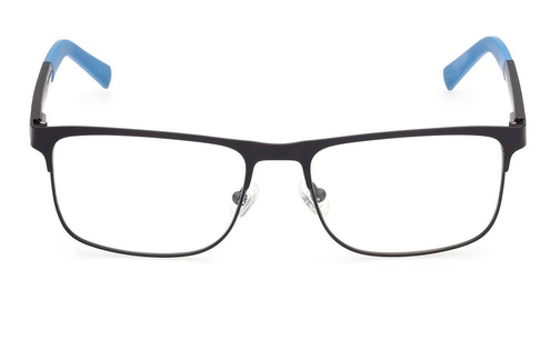 TB 1672 Men's Glasses Transparent / Black