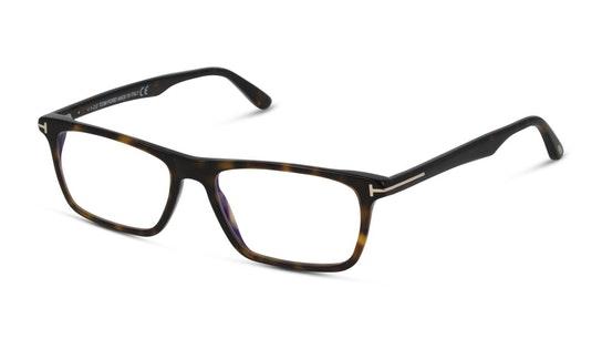 FT 5681-B (052) Glasses Transparent / Tortoise Shell