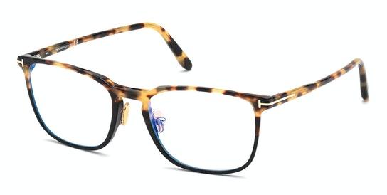 FT 5699-B (056) Glasses Transparent / Tortoise Shell