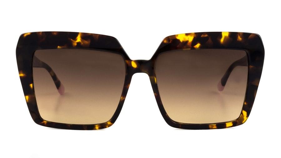 Victorias Secret VS 0029 (52F) Sunglasses Brown / Tortoise Shell