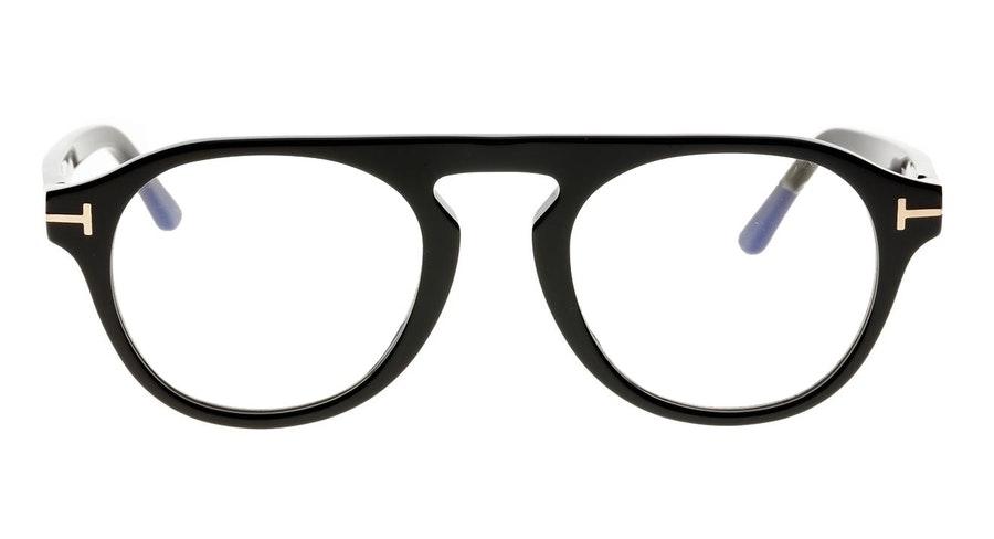 Tom Ford FT 5533-B (001) Glasses Black