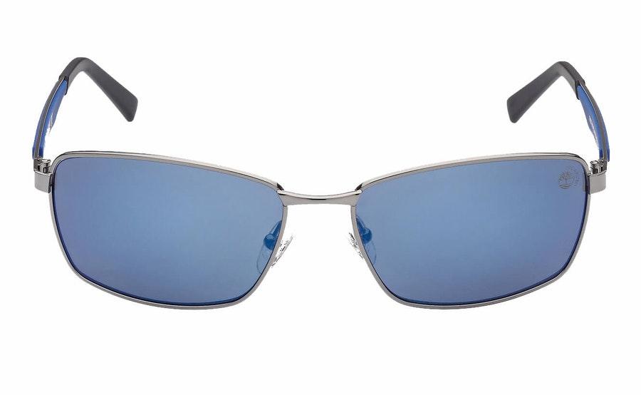 Timberland TB 9233 (06D) Sunglasses Grey / Grey
