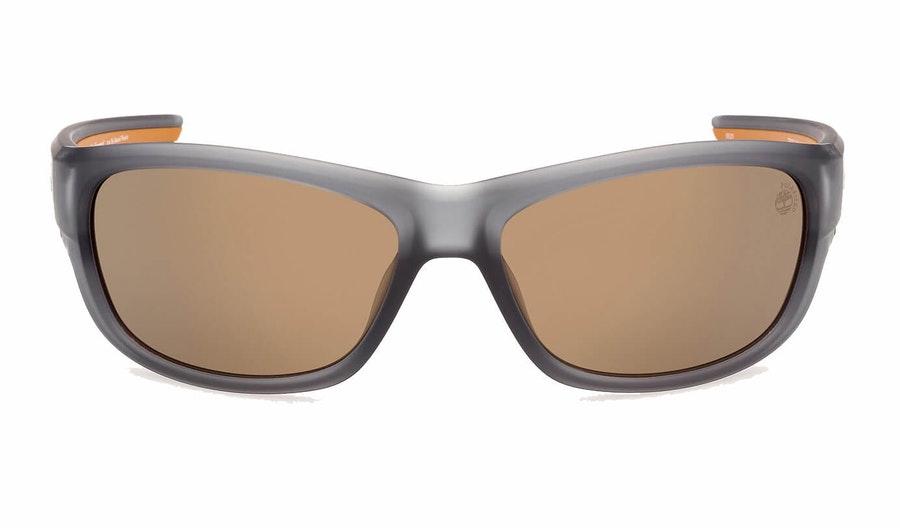 Timberland TB 9247 (20H) Sunglasses Brown / grey