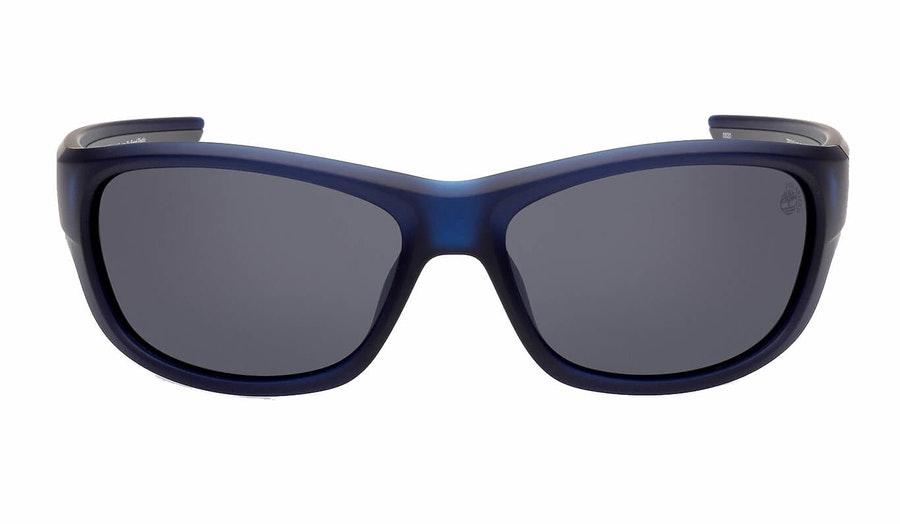 Timberland TB 9247 (91D) Sunglasses Grey / Blue