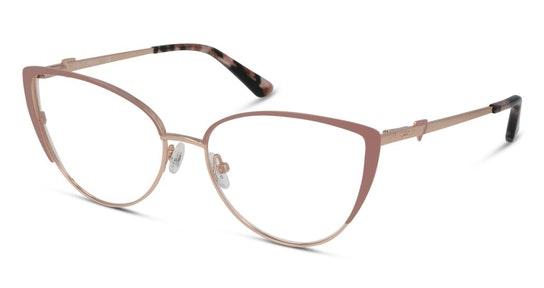 GU 2813 (Large) Women's Glasses Transparent / Gold