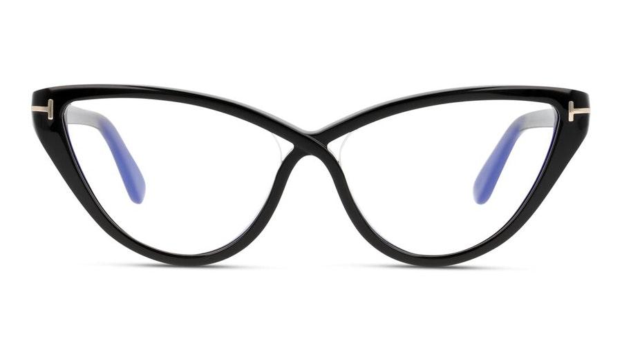 Tom Ford FT 5729-B (001) Glasses Black