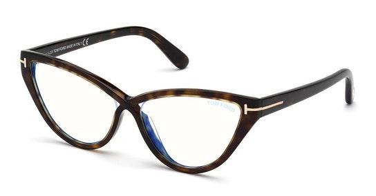 FT 5729-B (052) Glasses Transparent / Tortoise Shell