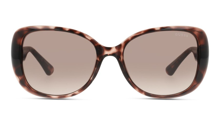 Guess GU 7767 Women's Sunglasses Brown / Tortoise Shell