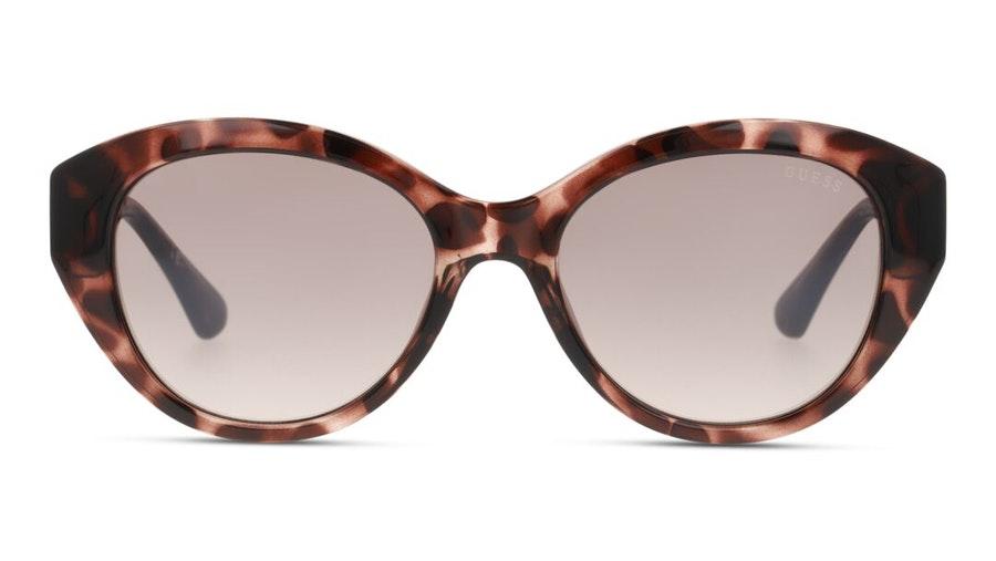 Guess GU 7771 Women's Sunglasses Brown / Tortoise Shell