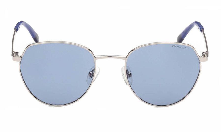 Gant GA 7109 (10V) Sunglasses Blue / Silver