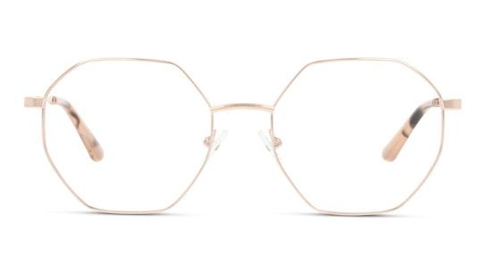 GU 2849 (Large) Women's Glasses Transparent / Gold