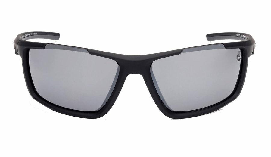 Timberland TB 9252 (02D) Sunglasses Grey / Black 2