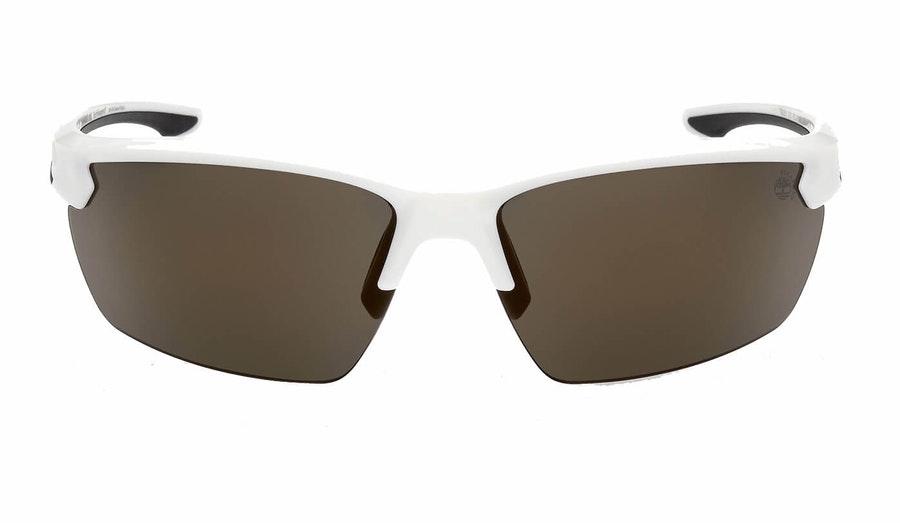 Timberland TB 9251 (21D) Sunglasses Grey / White