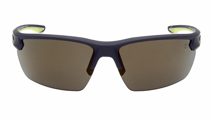 Timberland TB 9251 (91D) Sunglasses Grey / Blue