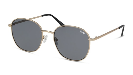Jezabell QW-000262 Women's Sunglasses Grey / Gold