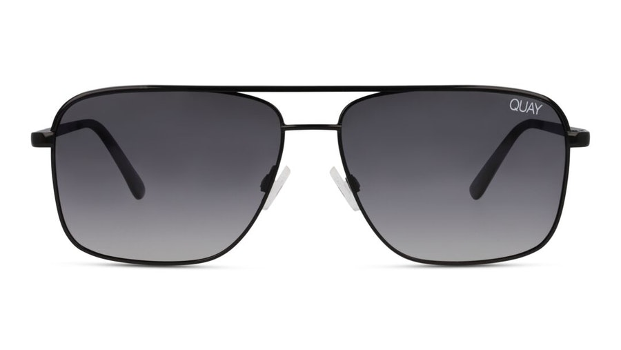 Quay Poster Boy QM-000494 Unisex Sunglasses Grey / Black