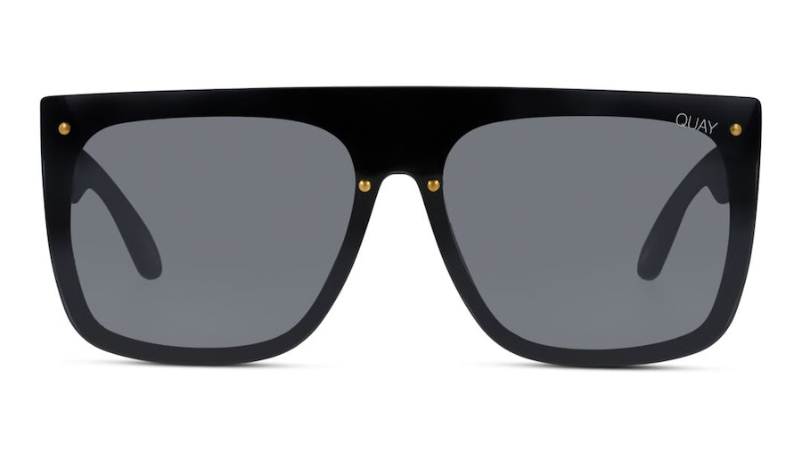 Quay Jaded QW-000537 Unisex Sunglasses Grey/Black