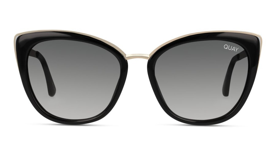 Quay Honey QW-000544 Women's Sunglasses Grey/Black
