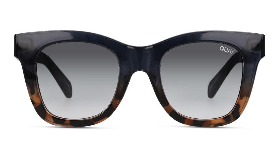 Quay After Hours Oversized QU-000180 Women's Sunglasses Grey / Blue